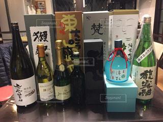 日本酒の写真・画像素材[672503]