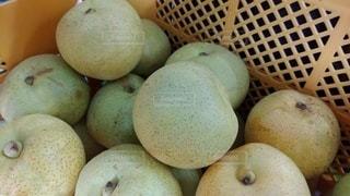 果実の山 梨の秀玉の写真・画像素材[3601400]