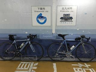 自転車の写真・画像素材[665757]