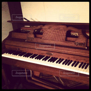 ピアノの写真・画像素材[665606]