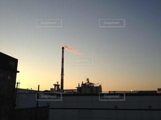 夕日の写真・画像素材[665607]