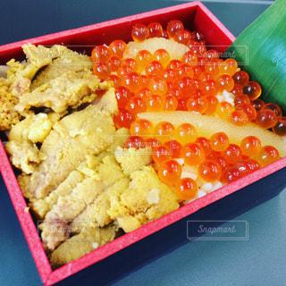 海鮮丼の写真・画像素材[665984]