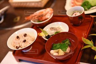 お食い始め 鯛 料理の写真・画像素材[1220585]