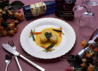 食事の写真・画像素材[666627]