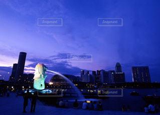 夜景の写真・画像素材[668235]