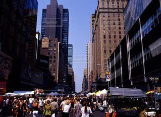 ニューヨークの写真・画像素材[668754]