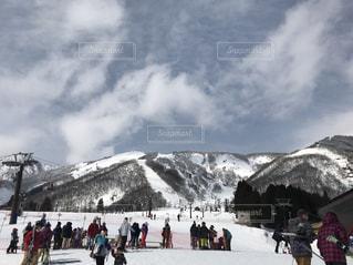 冬の写真・画像素材[1093679]