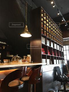 カフェの写真・画像素材[669605]