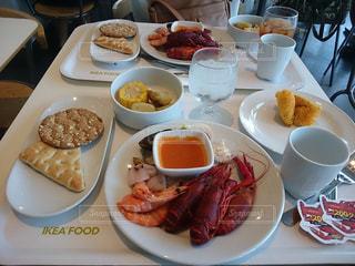 食事の写真・画像素材[669541]
