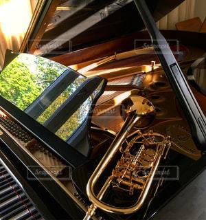 ピアノの写真・画像素材[667254]