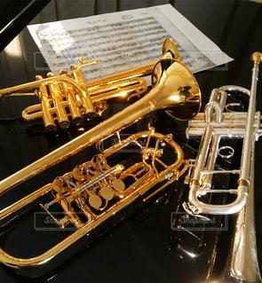楽器の写真・画像素材[669281]