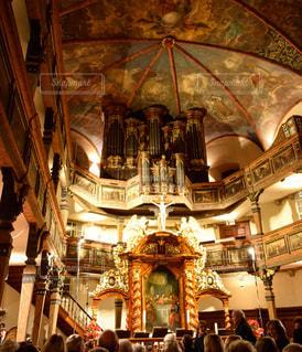 ドイツ・シュパイヤーの教会の写真・画像素材[979289]