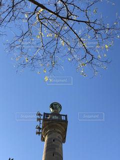 ヴュルツブルクの秋の空の写真・画像素材[1629877]
