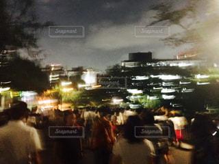 夜の写真・画像素材[668660]