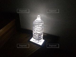 停電のときのペットボトル電気の写真・画像素材[1511874]