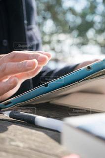 iPadの写真・画像素材[675290]