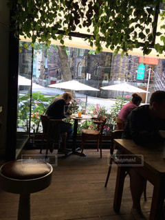カフェの写真・画像素材[670157]