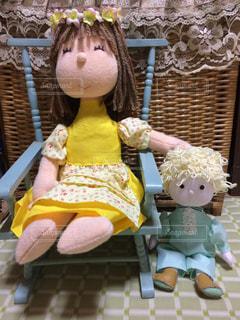 人形の写真・画像素材[680006]