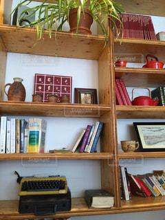 カフェの写真・画像素材[687656]
