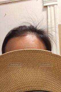 前髪の写真・画像素材[687692]