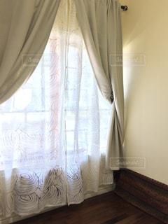 シャワー カーテンで寝室 - No.1075062