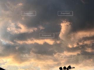 空の雲の写真・画像素材[727983]