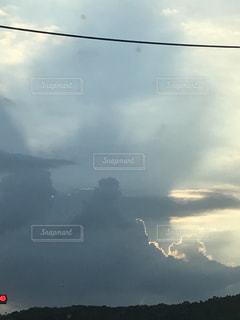 空の雲の写真・画像素材[1506132]