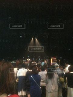 ライブ ライブ会場 ライブハウスの写真・画像素材[670716]