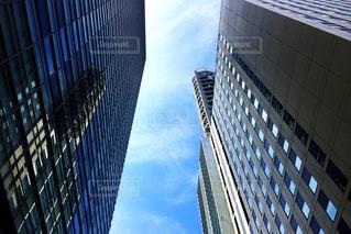 都市の高層ビルの写真・画像素材[796145]