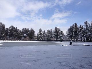 冬の写真・画像素材[671094]