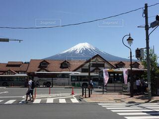 富士山の写真・画像素材[671643]