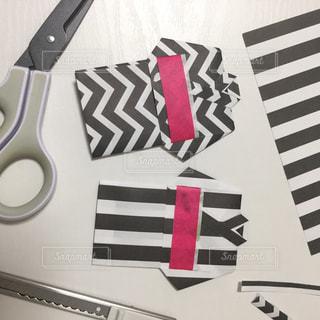 折り紙の着物の写真・画像素材[671786]