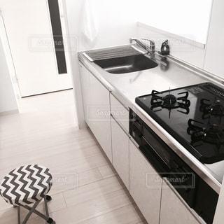 キッチンの写真・画像素材[671802]