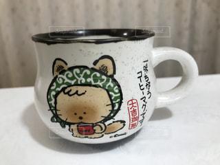 コーヒー カップのアップの写真・画像素材[715239]