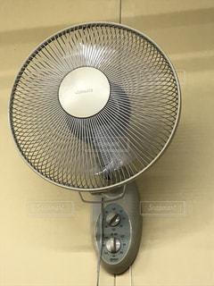 店で見つけた扇風機の写真・画像素材[734451]