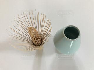 茶筅と茶筅立て🍵の写真・画像素材[738890]