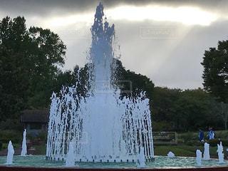 雲のすき間から光✨の写真・画像素材[792022]