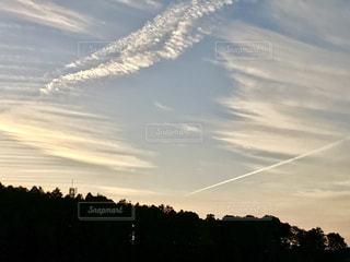 おもしろい雲✈💭の写真・画像素材[843454]