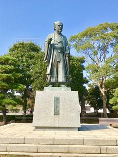 徳川光圀公像の写真・画像素材[846371]