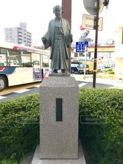 徳川光圀公像の写真・画像素材[849577]