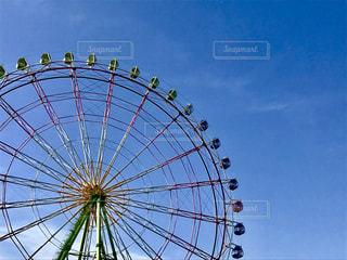 国営ひたち海浜公園の観覧車😄💕の写真・画像素材[1146477]