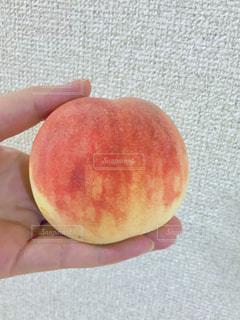 美味しそうな桃🍑😋の写真・画像素材[1298639]