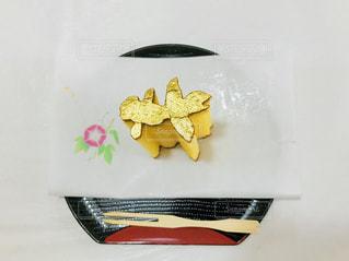 金箔つきカステラ✨金魚かわいいε(ε*`^´)эの写真・画像素材[1302362]