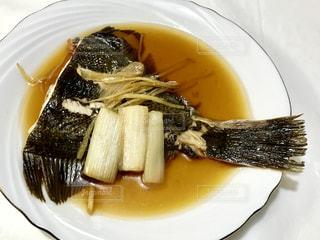 魚の煮付け  >゜))彡の写真・画像素材[1511966]