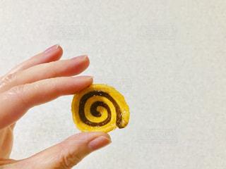 渦巻きの菓子🌀の写真・画像素材[1712826]