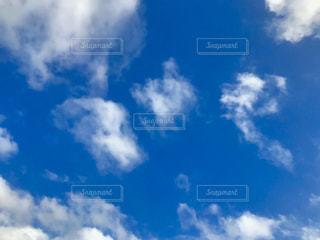 8月の空の写真・画像素材[2365072]