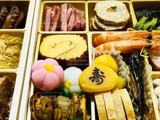 おせち料理の写真・画像素材[2841551]