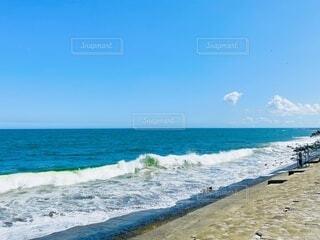 夏の海🌊の写真・画像素材[3644241]