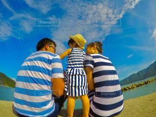 家族の写真・画像素材[672161]