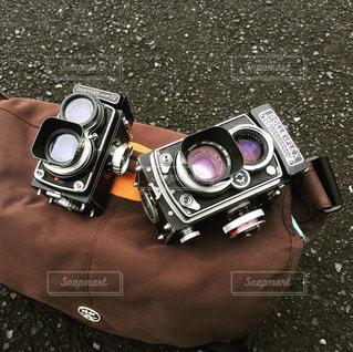 カメラの写真・画像素材[672304]